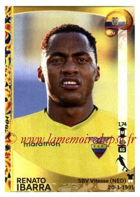 Panini Copa America Centenario USA 2016 Stickers - N° 151 - Renato IBARRA (Equateur)