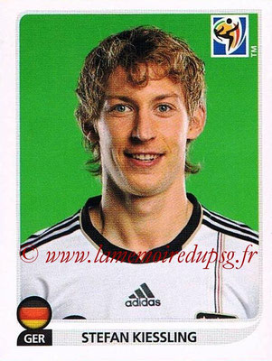 2010 - Panini FIFA World Cup South Africa Stickers - N° 273 - Stefan KIESSLING (Allemagne)