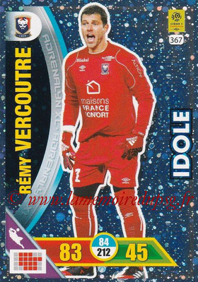 2017-18 - Panini Adrenalyn XL Ligue 1 - N° 367 - Rémy VERCOUTRE (Caen) (Idole)