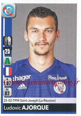2018-19 - Panini Ligue 1 Stickers - N° 467 - Ludovic AJORQUE (Strasbourg)