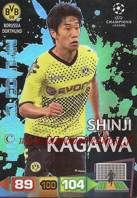 2011-12 - Panini Champions League Cards - N° LE16 - Shinji KAGAWA (Borussia Dortmund) (Limited Edition)