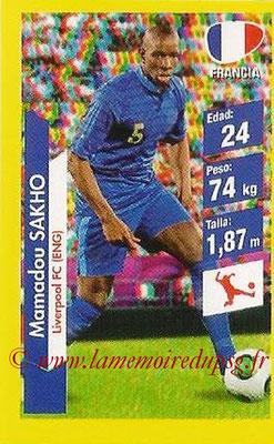 N° 157 - Mamadou SAKHO (2006-Jan 2014, PSG > 2014, France)