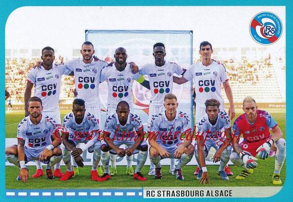 2016-17 - Panini Ligue 1 Stickers - N° 908 - Equipe Strasbourg