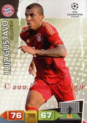2011-12 - Panini Champions League Cards - N° 065 - Mario GOMEZ (FC Bayern Munich)