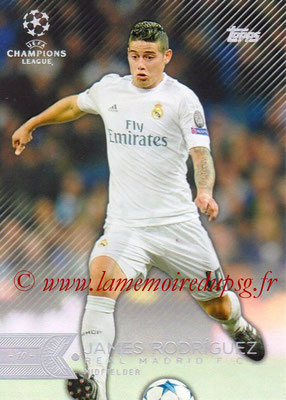 2015-16 - Topps UEFA Champions League Showcase Soccer - N° 012 - Luka MODRIC (Real Madrid CF)