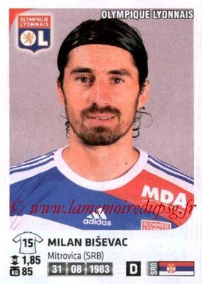 N° 175 - Milan BISEVAC (2011-12, PSG > 2012-13, Lyon)
