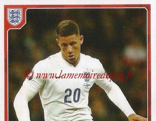 Panini England 2016 - N° 218
