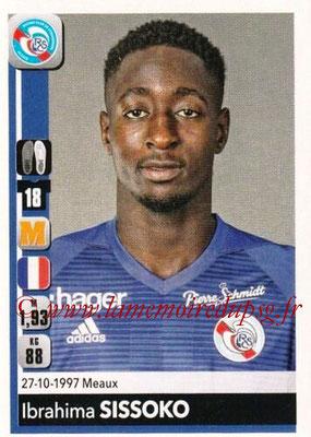 2018-19 - Panini Ligue 1 Stickers - N° 465 - Ibrahima SISSOKO (Strasbourg)