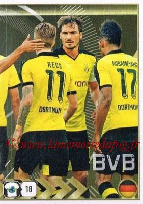 2015-16 - Panini FIFA 365 Stickers - N° 508- Equipe Borussia Dortmund 2