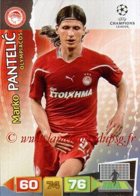 N° 191 - Marko PANTELIC (1997-98, PSG > 2011-12, Olympiakos, GRE)