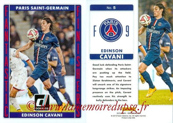 N° FF05 - Edinson CAVANI (Fantastic Finishers)