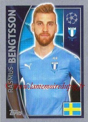 2015-16 - Topps UEFA Champions League Stickers - N° 067 - Rasmus BENGTSSON (Malmö FF)