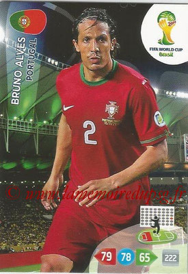 2014 - Panini FIFA World Cup Brazil Adrenalyn XL - N° 271 - Bruno ALVES (Portugal)