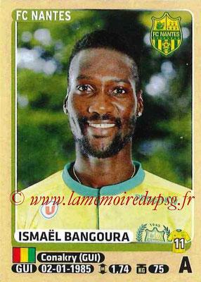 2015-16 - Panini Ligue 1 Stickers - N° 309 - Ismaël BANGOURA (FC Nantes)