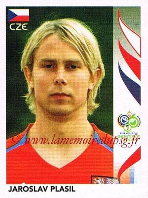 2006 - Panini FIFA World Cup Germany Stickers - N° 369 - Jaroslav PLASIL (République Tchèque)