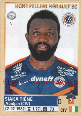 N° 299 - Siaka TIENE (2010-13, PSG > 2014-15, Montpellier)