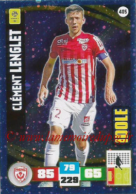 2016-17 - Panini Adrenalyn XL Ligue 1 - N° 405 - Clément LENGLET (Nancy) (Idole)