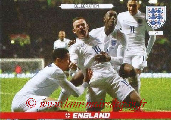 Panini England 2016 Adrenalyn XL - N° 122