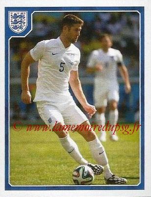 Panini England 2016 - N° 090