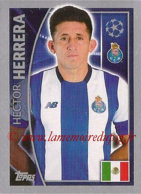 2015-16 - Topps UEFA Champions League Stickers - N° 470 - Hector HERRERA (FC Porto)