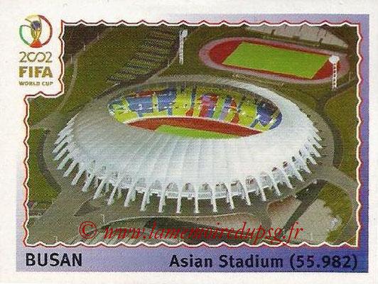 2002 - Panini FIFA World Cup Stickers - N° 006 - Stade Busan (Asian Stadium)