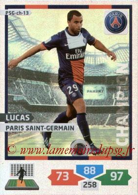 N° PSG-CH-13 - LUCAS (Champion)