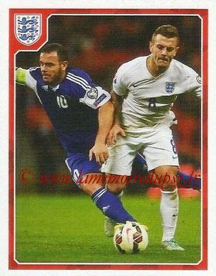 Panini England 2016 - N° 167