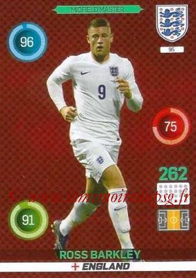 Panini England 2016 Adrenalyn XL - N° 095