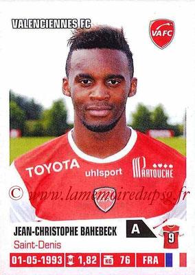 N° 475 - Jean-Christophe BAHEBECK (2010-??, PSG > 2013-14, Prêt à Valenciennes)