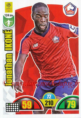 N° 124 bis - Jonathan IKONE (2016-18, PSG > 2018-19, Lille)