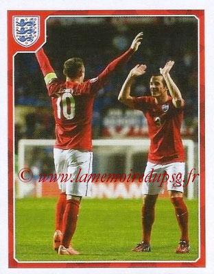 Panini England 2016 - N° 140