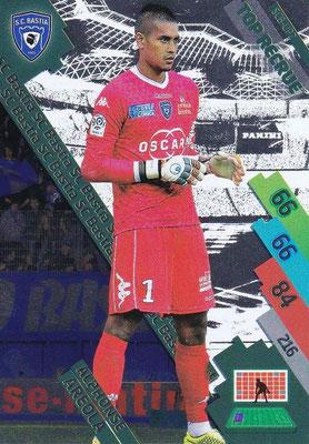 N° 302 - SCB-UP2 - Alphonse AREOLA (2012-??, PSG > 2014-15, Prêt à Bastia) (Top recrue)
