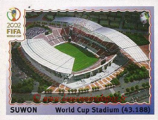 2002 - Panini FIFA World Cup Stickers - N° 013 - Stade Suwon (World Cup Stadium).JPG