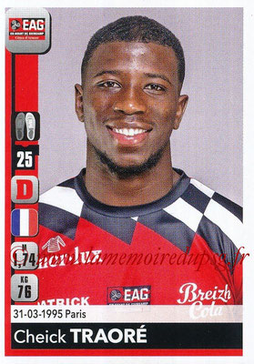 2018-19 - Panini Ligue 1 Stickers - N° 134 - Cheick TRAORE (Guingamp)