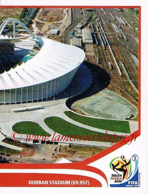 2010 - Panini FIFA World Cup South Africa Stickers - N° 009