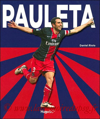 2008-10-23 - Pauleta (Hugo & Compagnie, 117 pages)