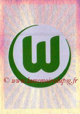 2015-16 - Topps UEFA Champions League Stickers - N° 134 - Logo VFL WOLFSBURG