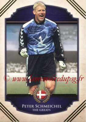 2014 - Futera World Football Unique - N° 116 - Peter SCHMEICHEL (The Greats)