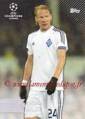 2015-16 - Topps UEFA Champions League Showcase Soccer - N° 171 - Domagoj VIDA (FC Dynamo Kiev)