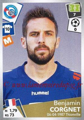 2017-18 - Panini Ligue 1 Stickers - N° 451 - Benjamin CORGNET (Strasbourg)