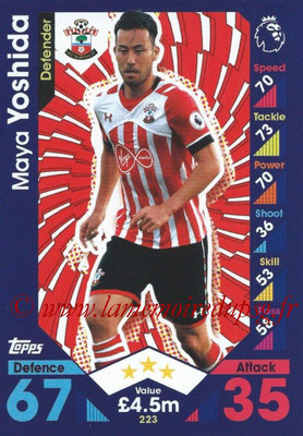 2016-17 - Topps Match Attax Premier League - N° 223