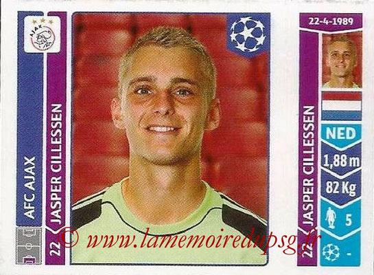 2014-15 - Panini Champions League N° 453 - Jasper CILLESSEN (AFC Ajax)