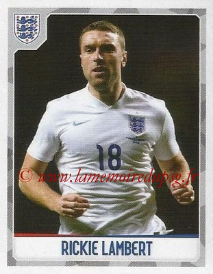 Panini England 2016 - N° 037