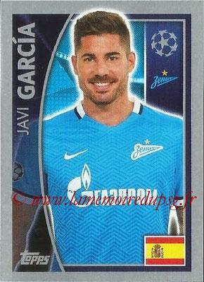 2015-16 - Topps UEFA Champions League Stickers - N° 529 - Javi GARCIA (FC Zenit)