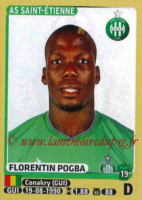2015-16 - Panini Ligue 1 Stickers - N° 419 - Florentin POGBA (AS Saint-Etienne)