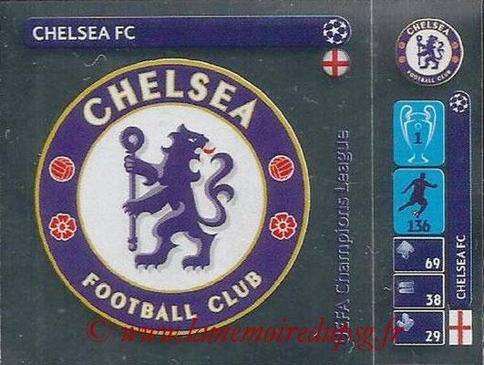 2014-15 - Panini Champions League N° 029 - Logo Chelsea FC
