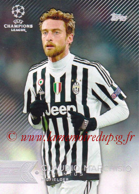 2015-16 - Topps UEFA Champions League Showcase Soccer - N° 084 - Claudio MARCHISIO (Juventus FC)