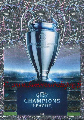2015-16 - Topps UEFA Champions League Match Attax - N° 500 - UEFA Champions League Trophy