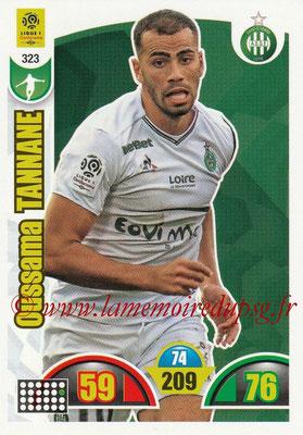 2018-19 - Panini Adrenalyn XL Ligue 1 - N° 323 - Oussama TANNANE (Saint-Etienne)