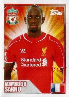 N° 204 - Mamadou SAKHO (2007-13, PSG > 2014-15, Liverpool, ANG)
